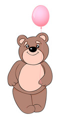 cartoon bear
