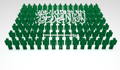 Saudi Arabia Parade