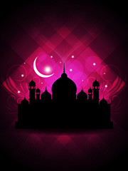 abstract religious eid background.