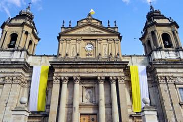 the Guatemala Metropolitan Cathedral