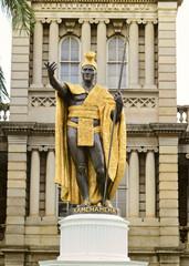King Kamehameha Statue