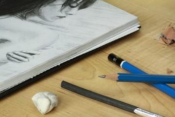 disegnare a matita