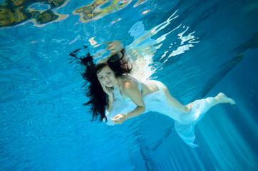 Begegnung mit der Meerjungfrau