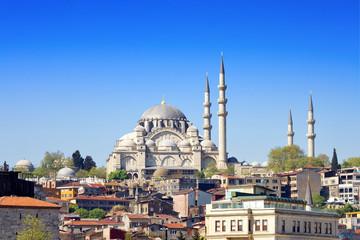 Suleymaniye Mosque, Istanbul