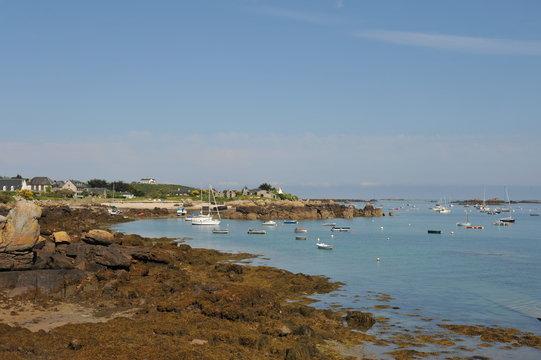 Port iles Chausey 4