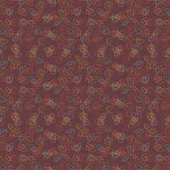 Seamless Background - Staples