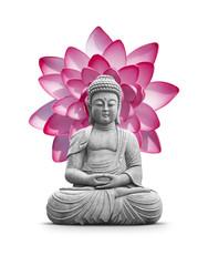 Fototapete - Bouddhisme et Relaxation
