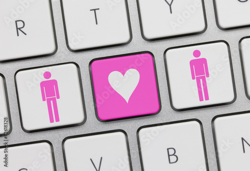 Gay Keyboard 98