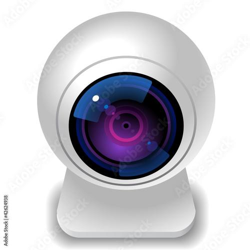 Webcam with nintendo ds