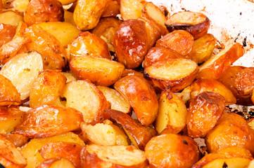 Shiny potato