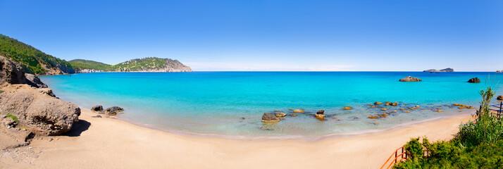 Wall Mural - Aiguas Blanques Agua blanca Ibiza beach