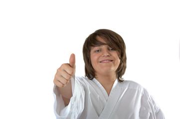 Karateschüler