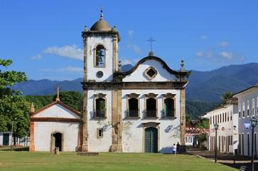 Paraty - Eglise