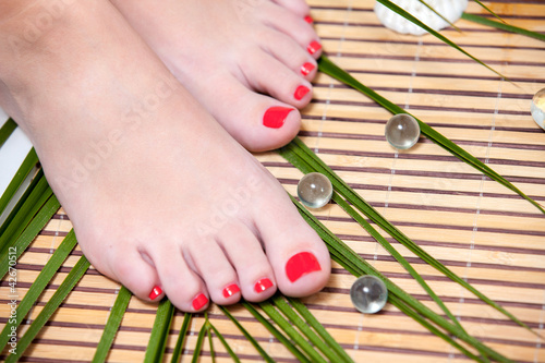 "beautiful feet photo 4*6 в""– 7961"