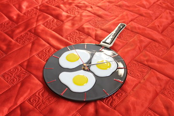 Fried Egg Fusing