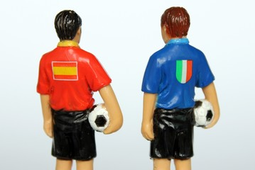Spanien Italien
