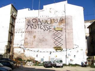 BONJOUR TRISTESSE, Valencia-SPAIN