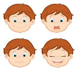 espressioni del viso 1