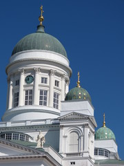 Helsinki, Lutheran cathedral