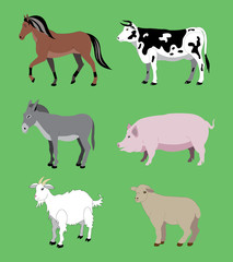 Agricultural animals
