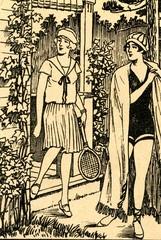 Sportswomens in 1920's
