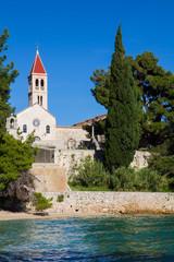 Dominikanerkloster, Bol auf der Insel Brac, Kroatien
