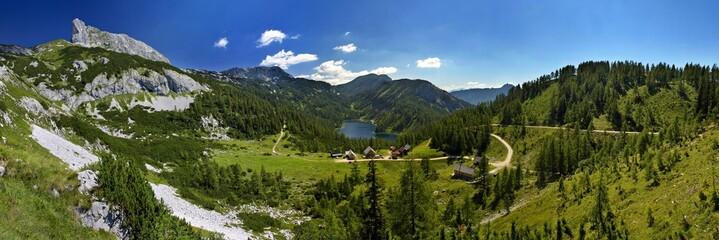 Tauplitz jeziora