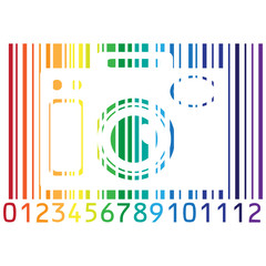 BARCODE COLOR PHOTO