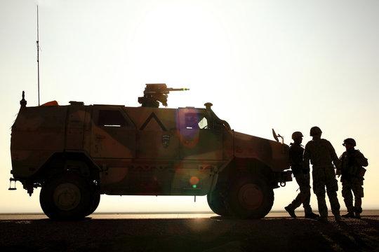 German Army in Afghanistan