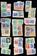 Alte Briefmarken / Sammlung / 50er / 60er