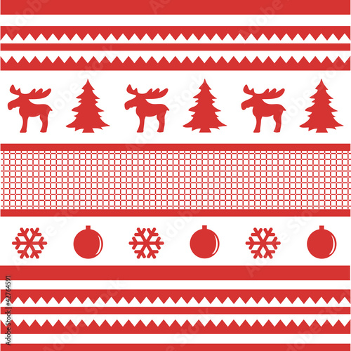 weihnachtliches muster stockfotos und lizenzfreie. Black Bedroom Furniture Sets. Home Design Ideas