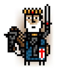 pixel king mounted