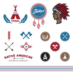 Native tribal designs
