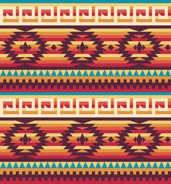 Native american pattern