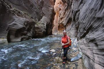 Canyon - Wanderung