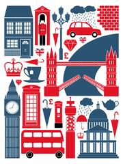 London Symbols and Landmarks