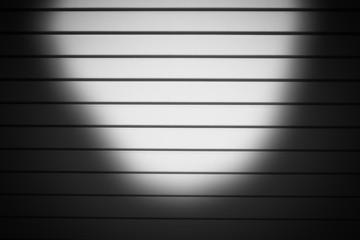 industrial metal white door background