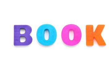 アルファベット BOOK