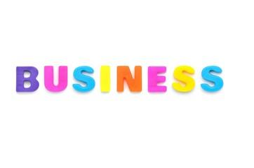 アルファベット BUSINESS