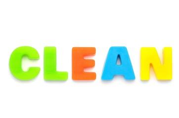 アルファベット CLEAN