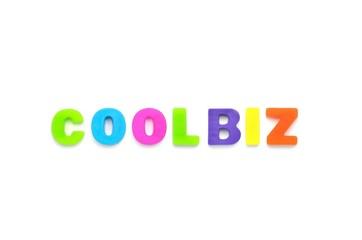 アルファベット COOLBIZ