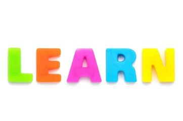 アルファベット LEARN
