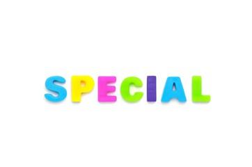 アルファベット SPECIAL