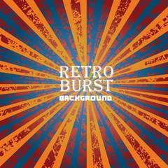 retro burst