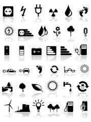 Energie Symbole