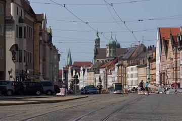 Augsburg Maximilianstraße