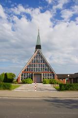 Kirche in Friedrichskoog