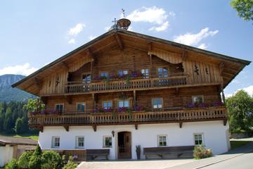 Haus in Tirol
