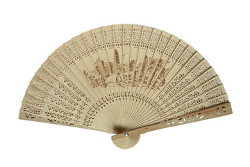 Chinese traditional folding fan