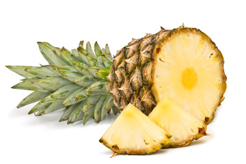tropical fruit pineapple